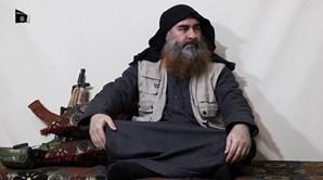 Líder do Daesh,  Abu Bakr al-Baghdadi