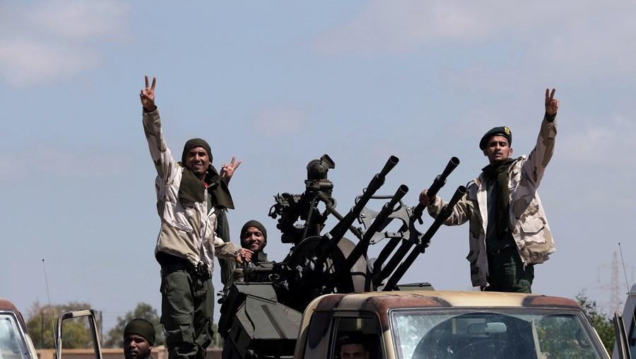 Exército Nacional da Líbia