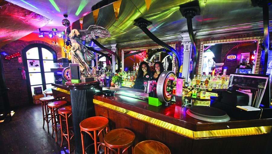 Bar Bon Vivant em Lagos