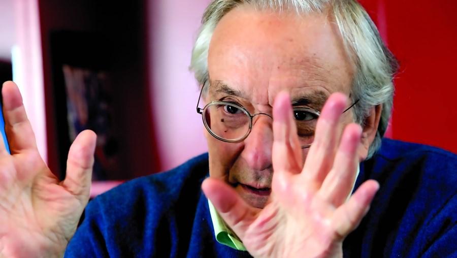 Fernando Rosas é professor de História dos Fascismos na Europa há mais de uma década