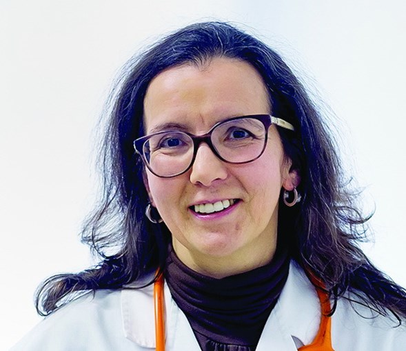 Mafalda Lucas, pediatra Hosp. CUF Descobertas, Lisboa