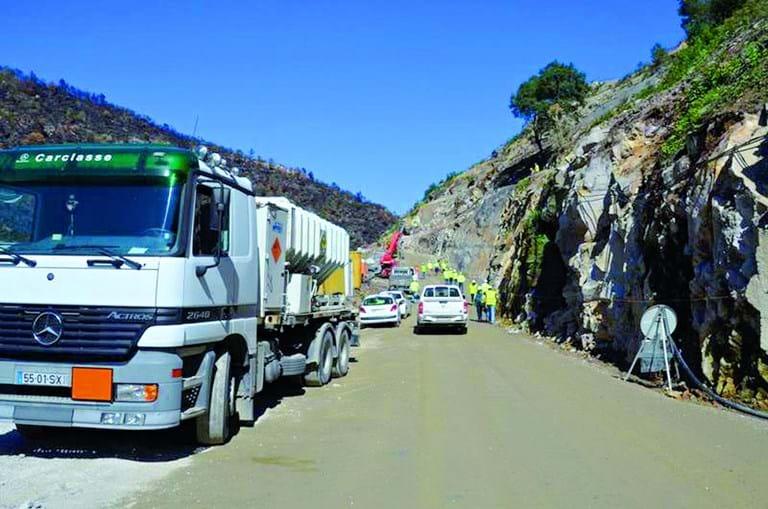 Construção e exploração da barragem do Alto Tâmega foram concessionadas à espanhola Iberdrola