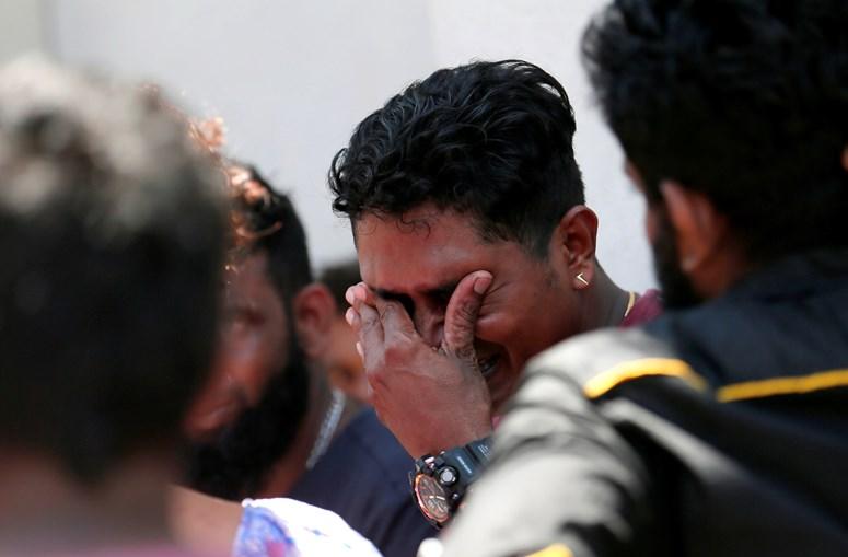 Expolosões no Sri Lanka