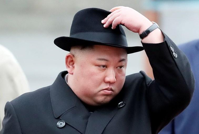 Kim Jong Un, líder norte-coreano