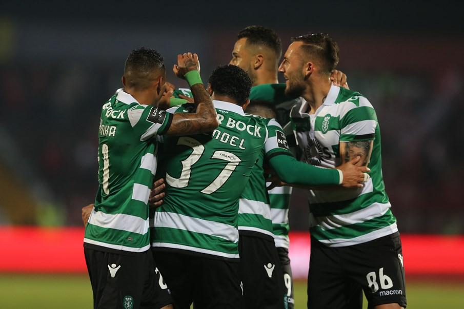 Resultado de imagem para Sporting consolida terceiro lugar com vitória nas Aves