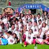 Sporting de Braga é o novo campeão nacional de futebol feminino