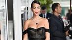 Georgina brilha com joia de dois milhões em Cannes