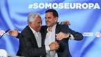 António Costa agradece votação 'expressiva, clara e inequívoca' no PS
