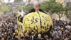 Coimbra critica António Costa e Porto benze pastas de finalistas