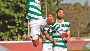 Rei Leão dá 'show' e Sporting vence Belenenses por 8-1