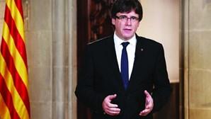 Ex-presidente catalão Carles Puigdemont detido na Sardenha