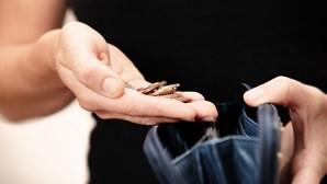 17,2% dos portugueses em risco de pobreza em 2019