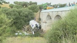 Ambulância envolvida em acidente mortal em Moura não estava certificada pelo INEM