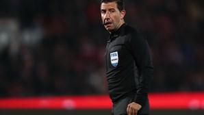 Já são conhecidos os árbitros da próxima jornada da Liga NOS