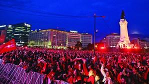 Benfica soma 37º título de campeão nacional