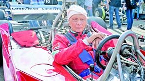 Niki Lauda, uma vida a acelerar