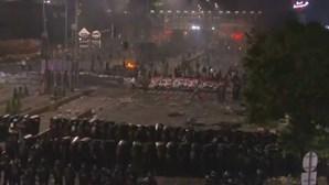 Seis mortos em protestos após eleições presidenciais na Indonésia