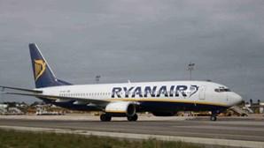 Ryanair reduz capacidade dos aviões em mais 20% em outubro