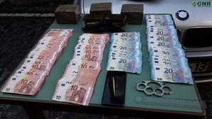Jovem detido por tráfico de droga no Funchal
