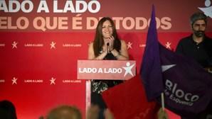 Bloco de Esquerda volta a ter mais de 300 mil votos
