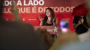 Marisa Matias apresenta a candidatura à Presidência da República