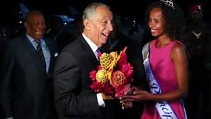 Marcelo Rebelo de Sousa visita ilha do Príncipe