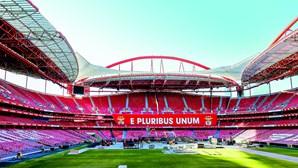 Concertos de Ed Sheeran pagam nova relva do estádio da Luz