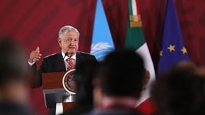 Presidente do México pede desculpa em nome do Estado pelo desaparecimento de 43 jovens