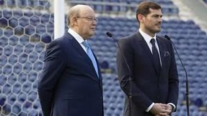 Pinto da Costa e Casillas