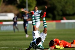Belenenses defronta Sporting no Estádio do Jamor