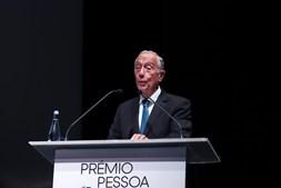Marcelo critica 'cegueira' face às alterações climáticas, mas elogia Portugal