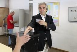 Nuno Melo votou em Famalicão