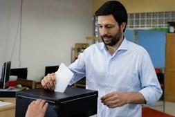 João Ferreira votou no Lumiar