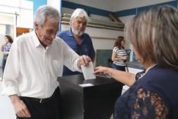 Jerónimo de Sousa votou em Pirescoxe