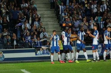 FC Porto defronta Desportivo das Aves no Estádio do Dragão