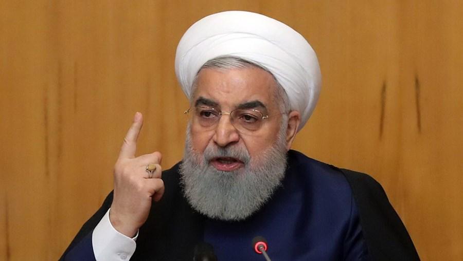 Hassan Rohani, presidente iraniano