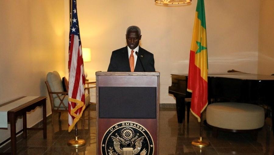 Tulinabo Mushingi, embaixador americano para a Guiné-Bissau e Senegal
