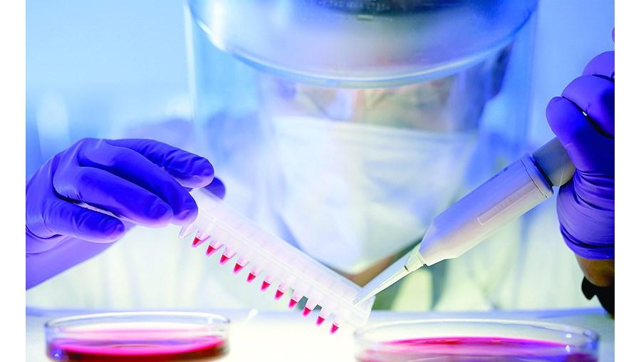 Investigação em laboratório