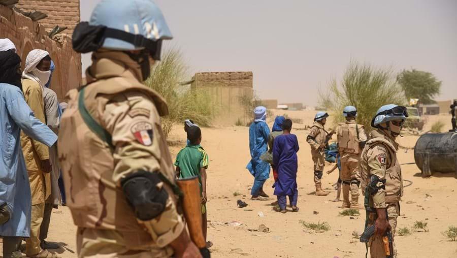 Missão em Mali