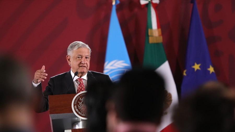 Presidente do México, Andres Manuel Lopez Obrador