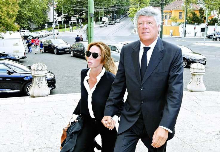 João Pereira Coutinho chegou a ser  o 5º homem mais rico em Portugal. Empresário tem agora perdão