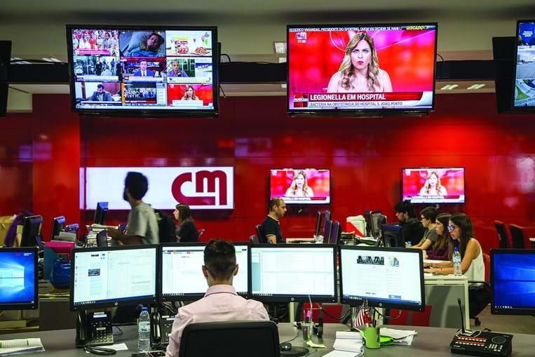 No passado mês de abril a CMTV foi acompanhada, em média, por 73 900 espectadores a cada minuto do dia