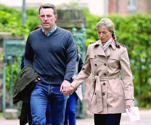 Gerry e Kate McCann