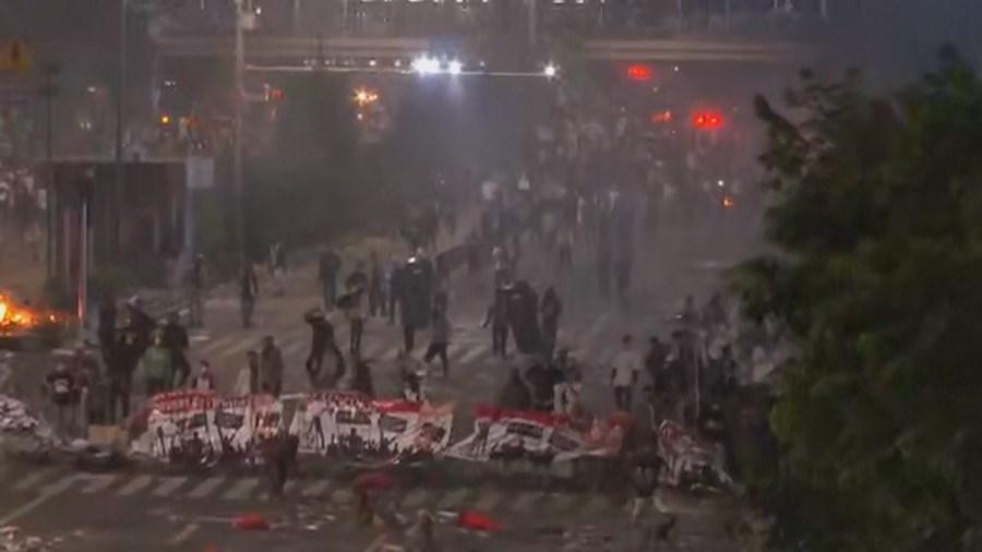 Seis mortos em protestos após as eleições presidenciais na Indonésia