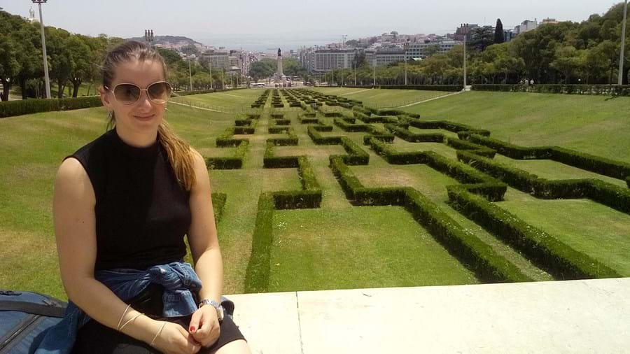 Cíntia Raquel Araújo, vítima mortal do acidente