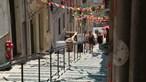 Casamentos, arraiais e marchas pintam Lisboa em comemorações de Santo António