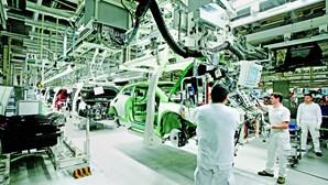 Produção automóvel bate recorde histórico supera 300 mil viaturas