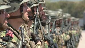 Fuzileiro português conclui curso de seis meses que prepara os Seal americanos