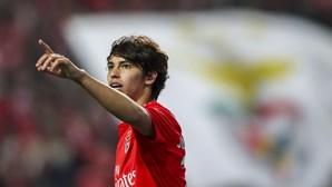 Manchester City, Manchester United e Real Madrid dispostos a dar 120 milhões por João Félix