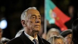 """Defender a vida é """"obrigação para o direito português"""", diz Marcelo Rebelo de Sousa"""